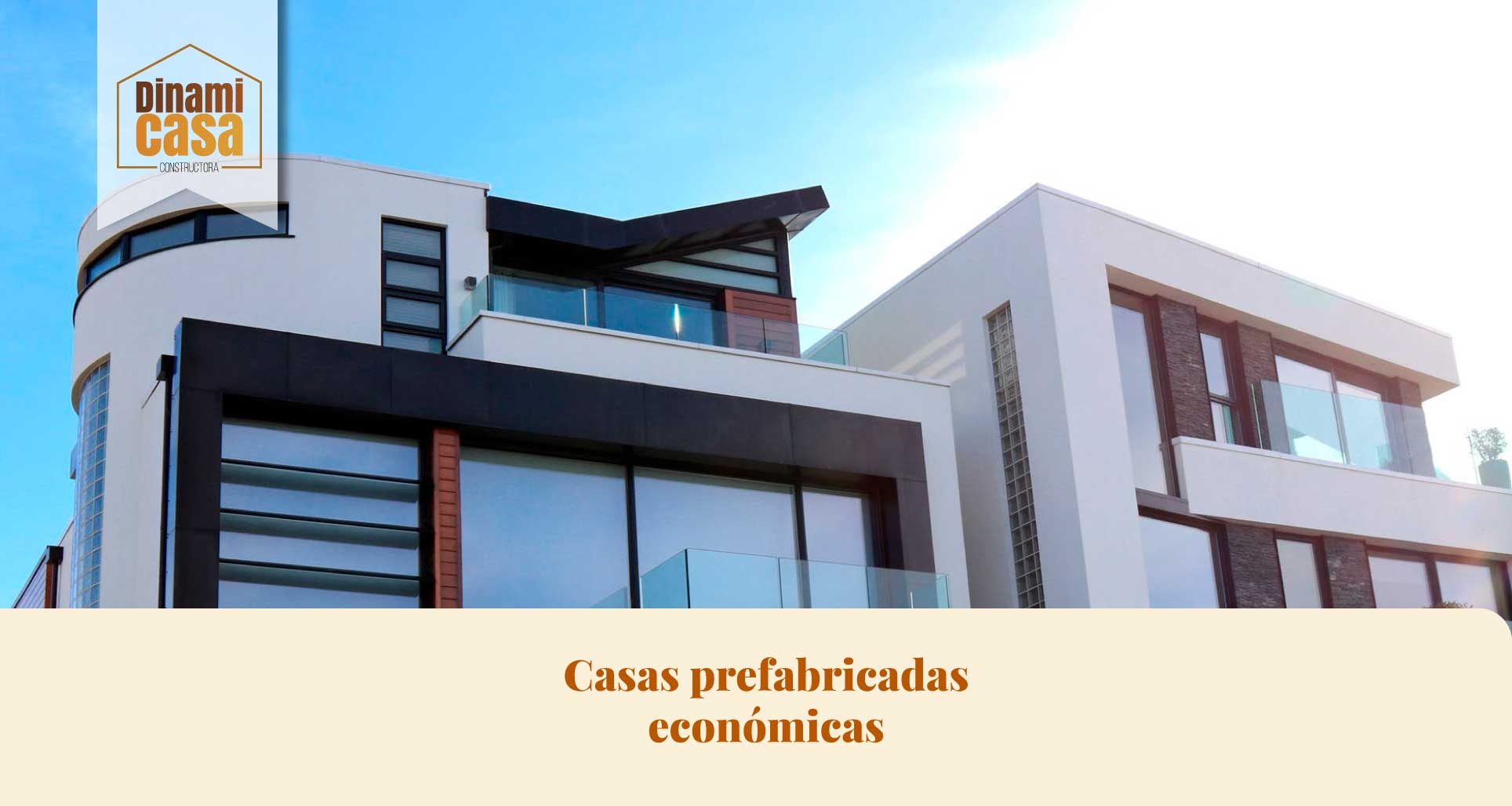Las Casas Prefabricadas Economicas Tienen Grandes Beneficios Para Ti